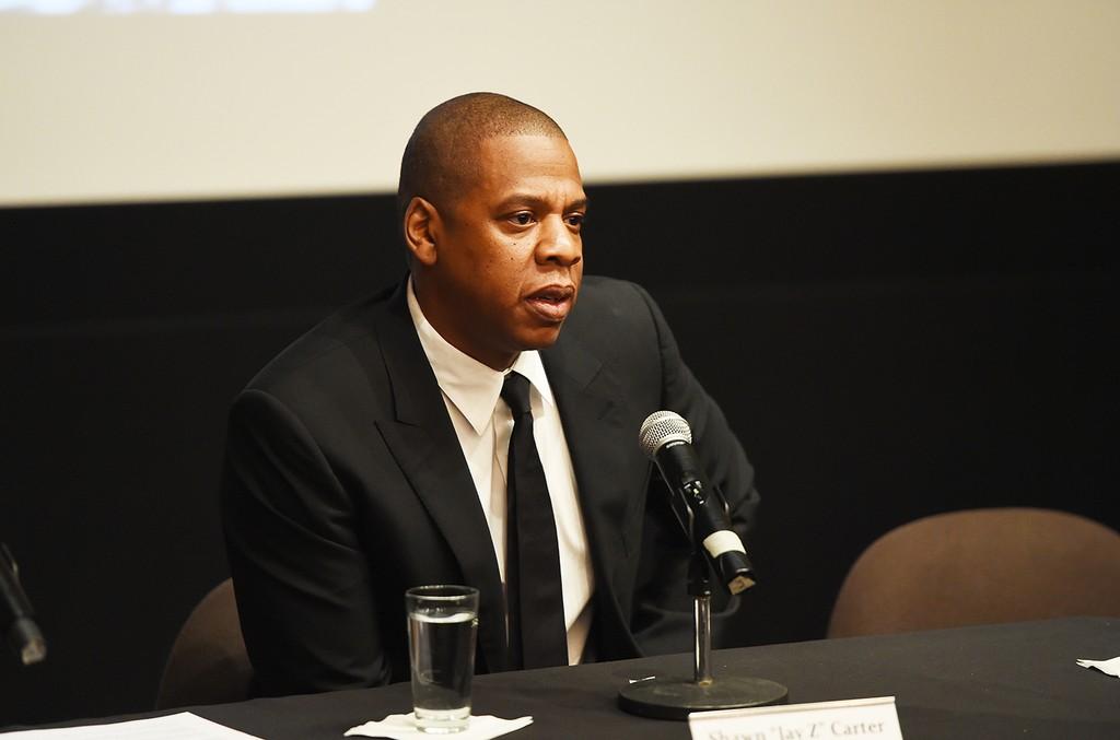Jay Z in 2016