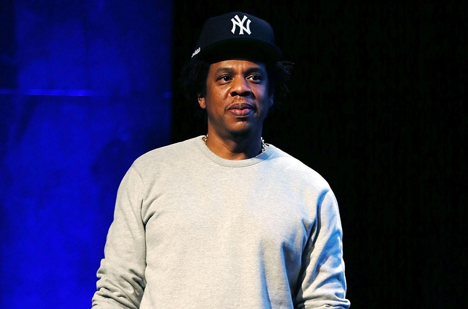 Shawn 'Jay-Z' Carter