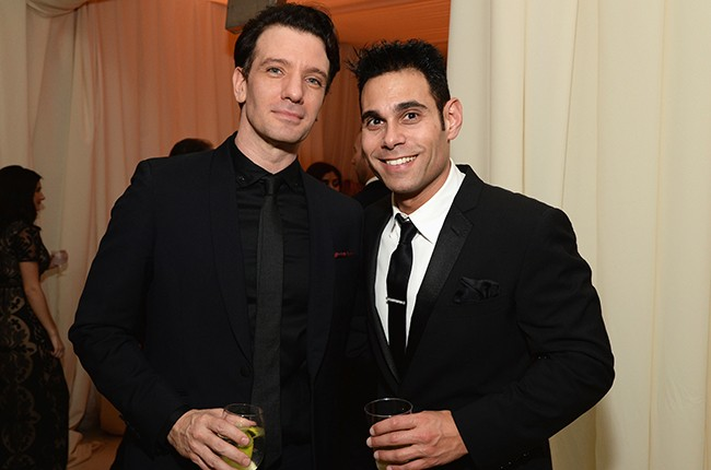 JC Chasez and Eric Podwall