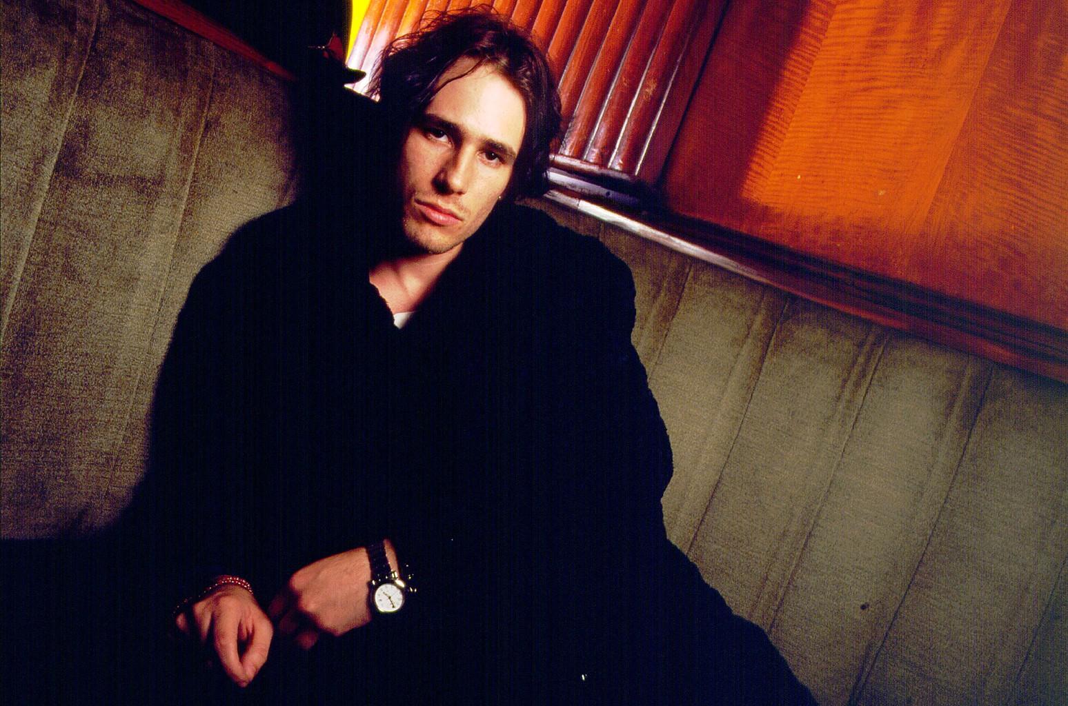 Jeff Buckley photographed in 1994