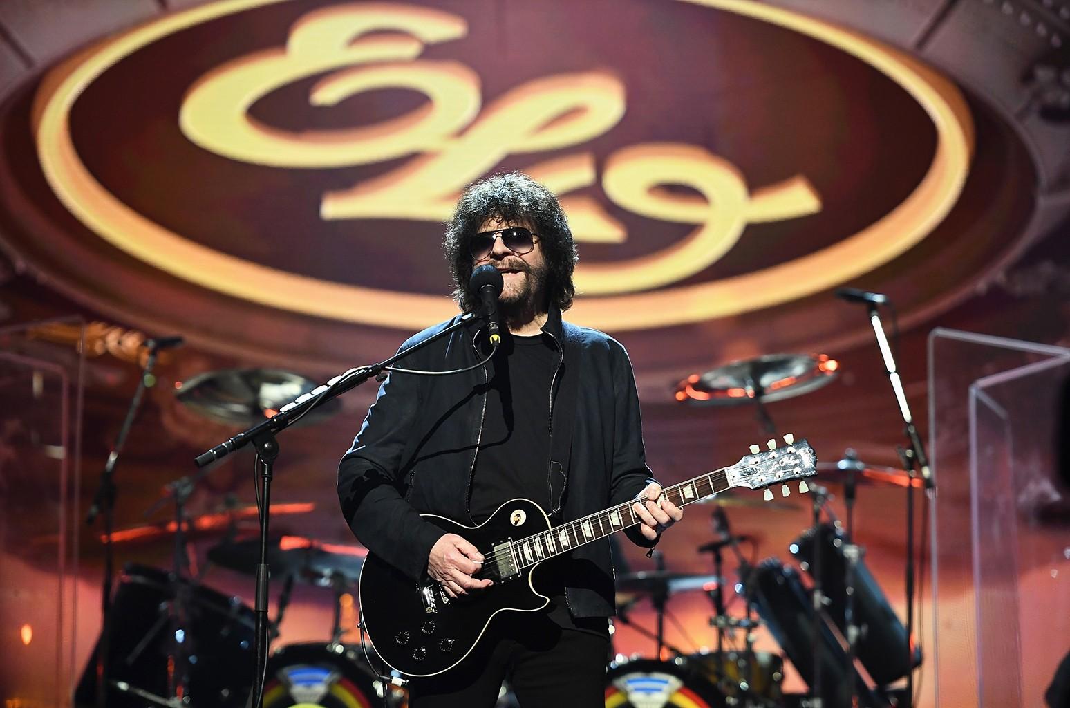 Jeff Lynne of ELO
