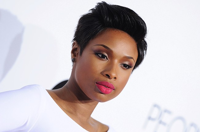 Jennifer Hudson arrives at The 40th Annual People's Choice Awards 2015