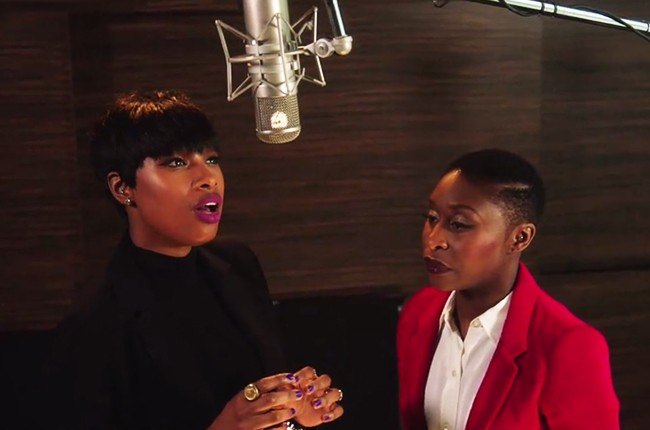 """""""The Color Purple"""" performed by Jennifer Hudson and Cynthia Erivo"""