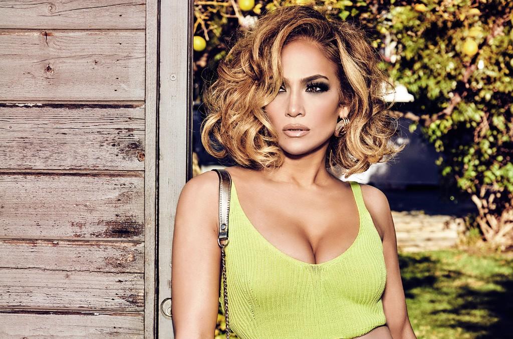 Jennifer Lopez x GUESS Spring 2020