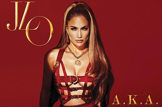 "Jennifer Lopez ""A.K.A"" Album Cover"