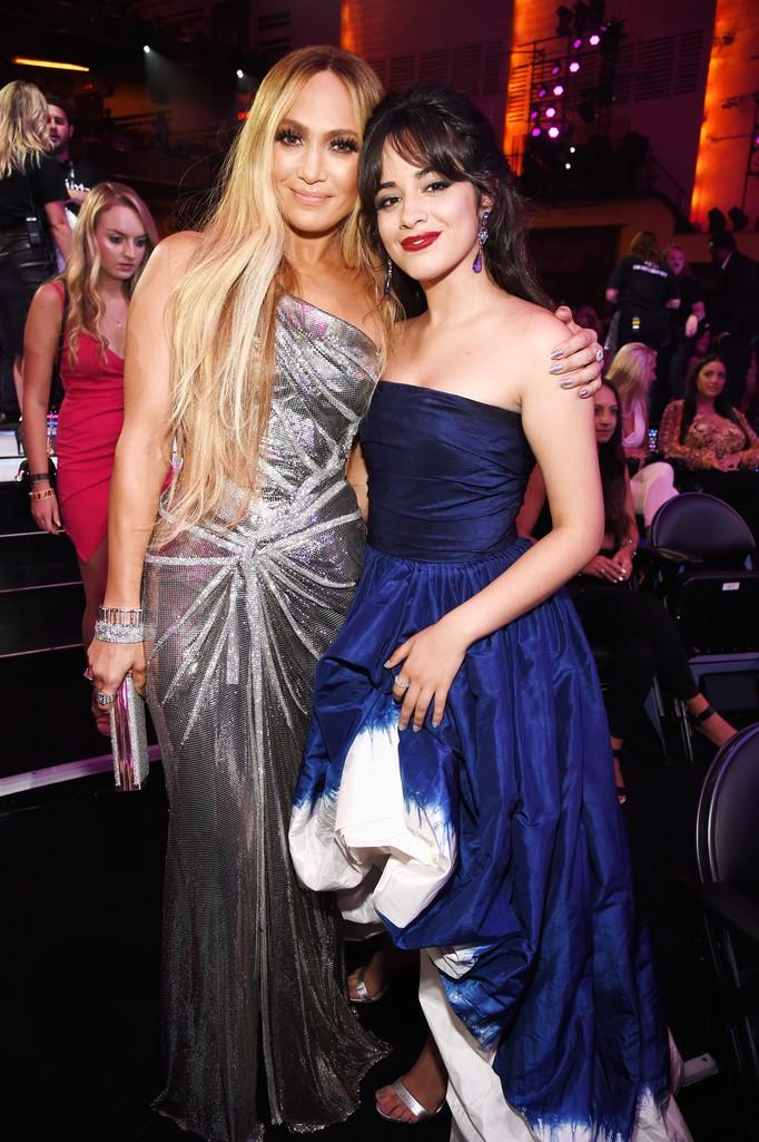 Jennifer Lopez and Camila Cabello
