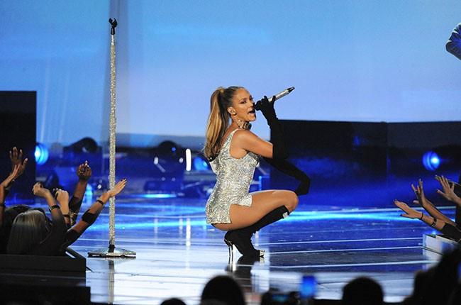 Jennifer Lopez, Fashion Rocks 2014.