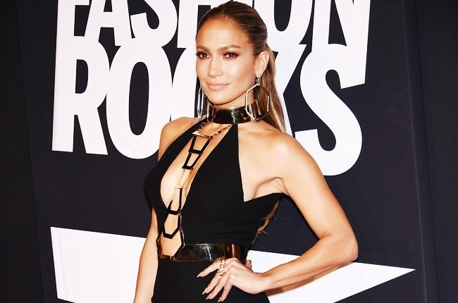 Jennifer Lopez attends Fashion Rocks 2014