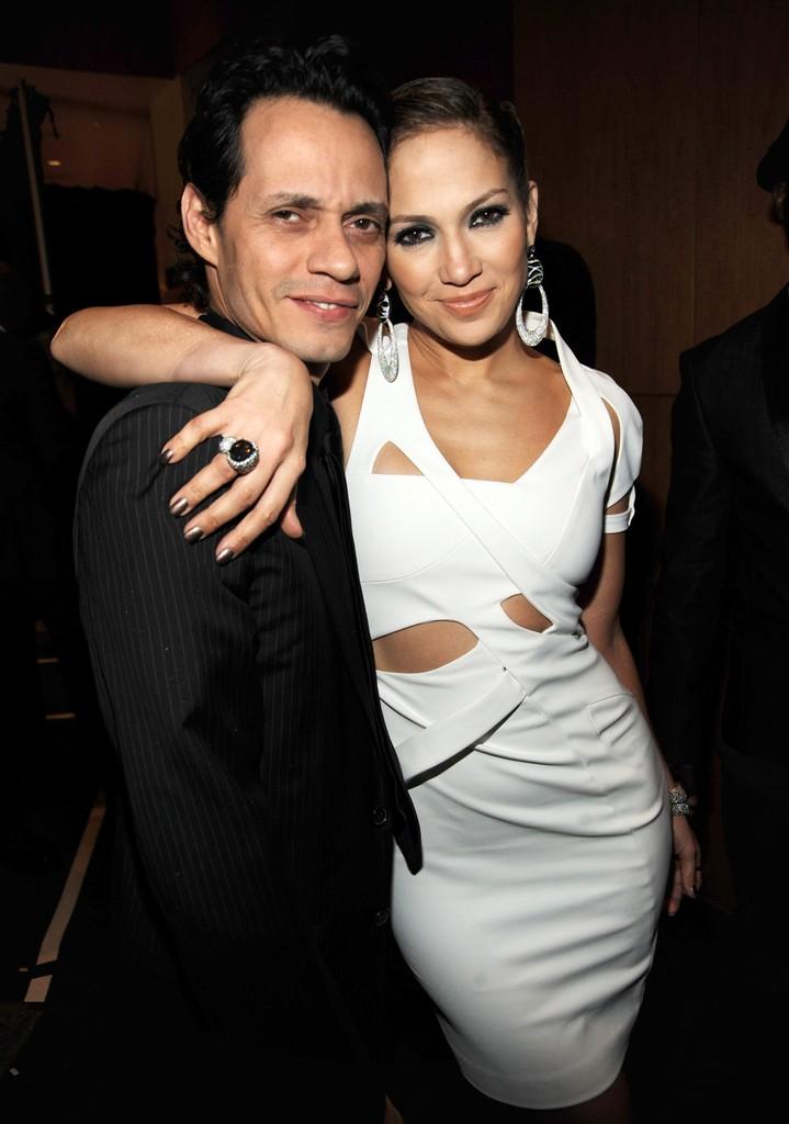 Marc Anthony & Jennifer Lopez, 2009