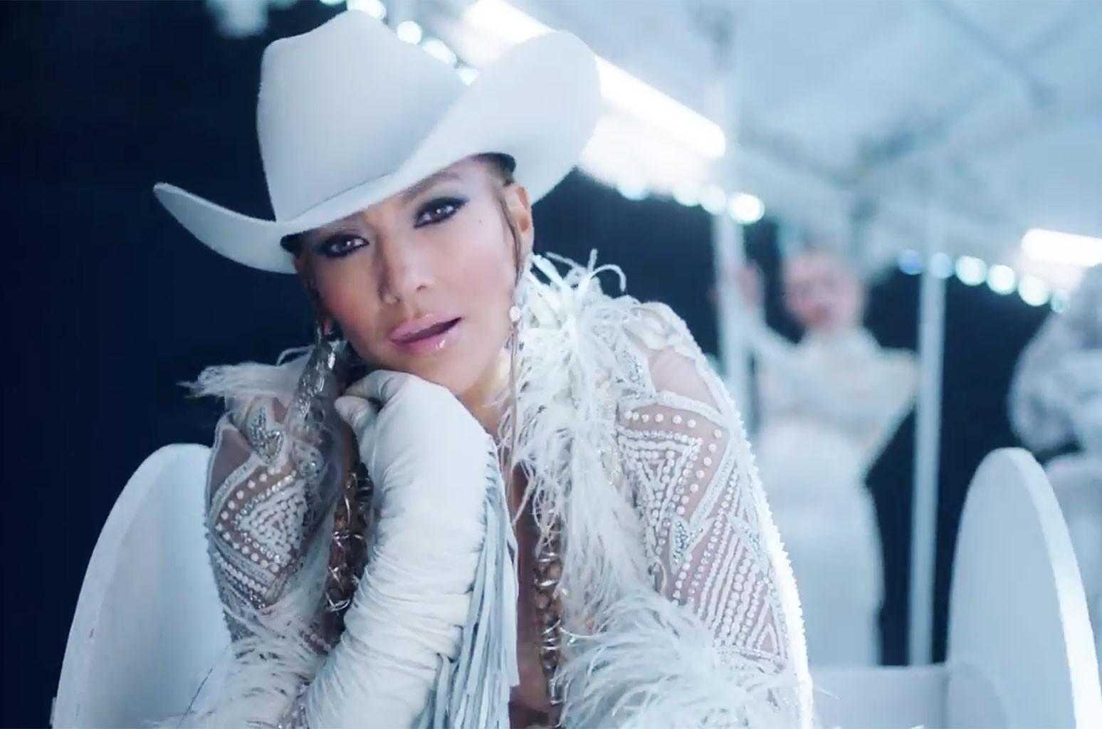 """Jennifer Lopez, """"Medicine"""" teaser video"""