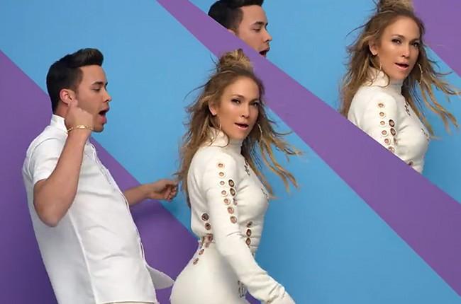 Prince Royce; Jennifer Lopez