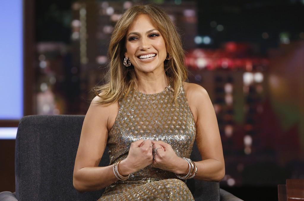 Jennifer Lopez in 2016