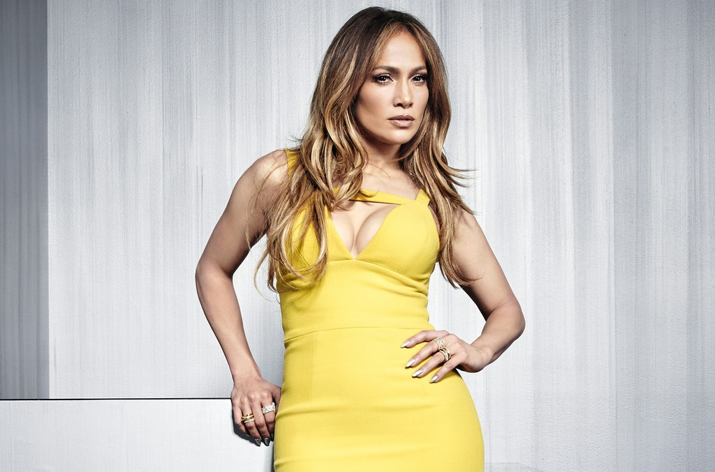 Jennifer Lopez in New York City