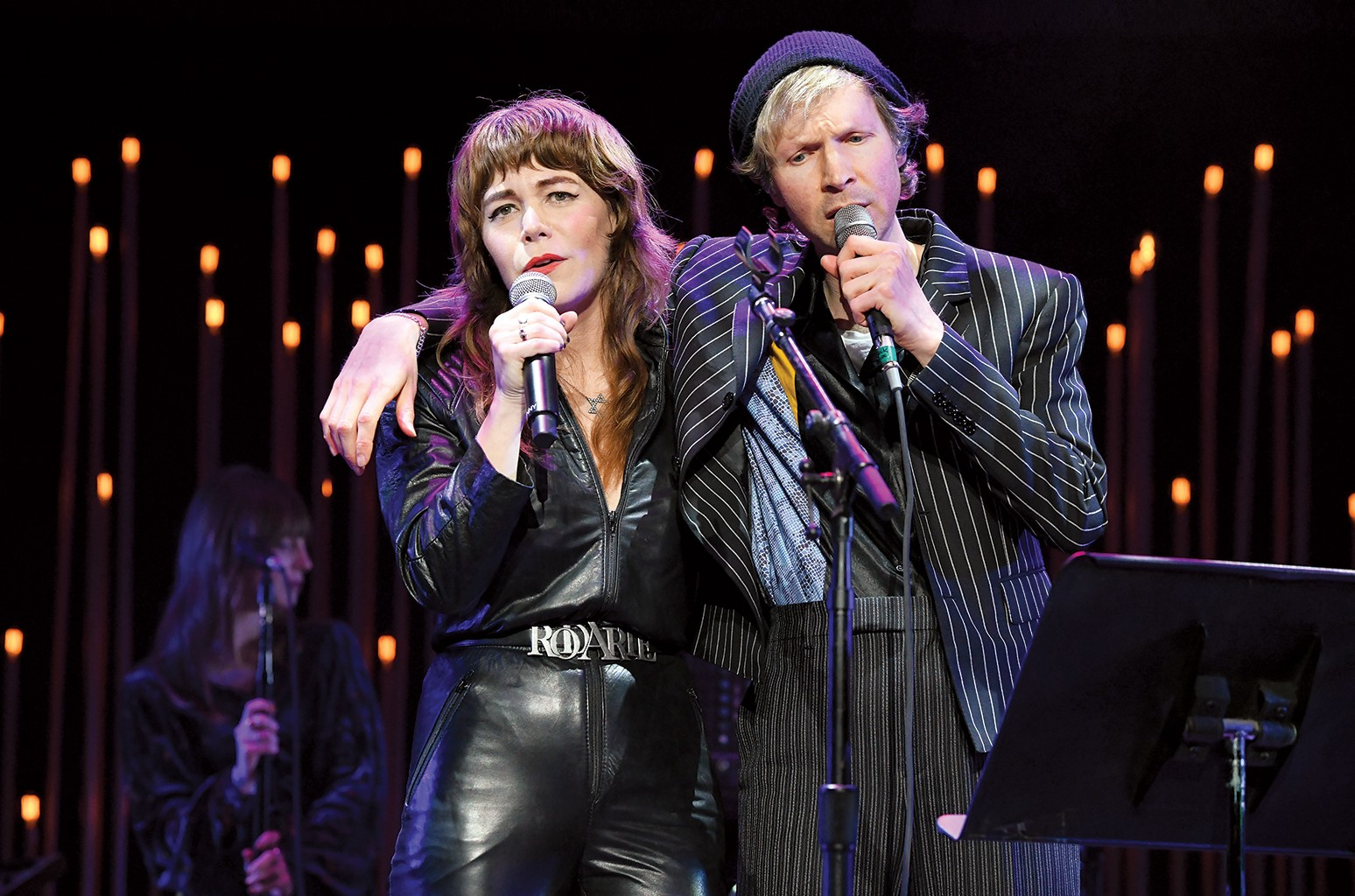 Jenny Lewis and Beck