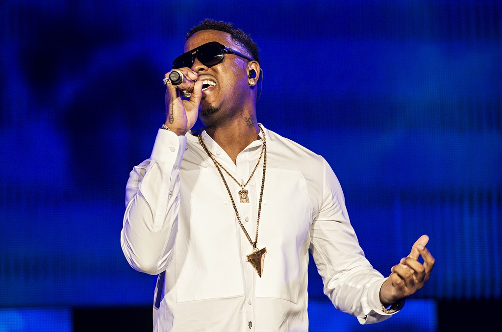 Jeremih performs at 2016 Essence Festival at the Mercedes-Benz Superdome on July 2, 2016 in New Orleans.