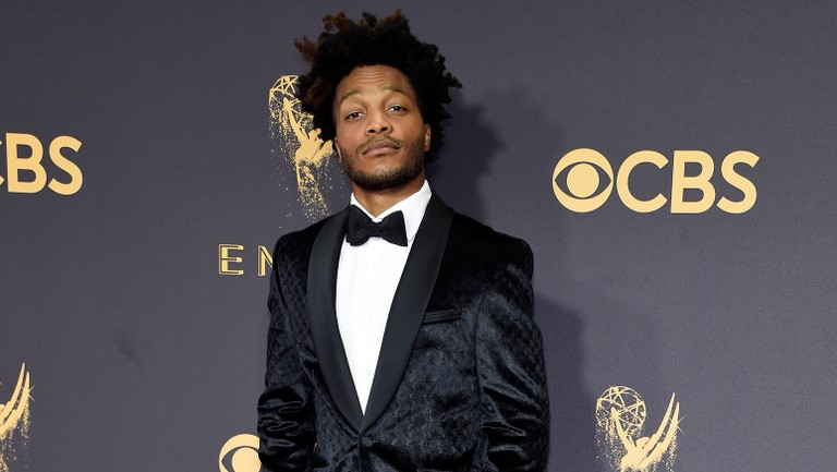 Get To Know Jermaine Fowler The Comedian Who Killed It As The 2017 Emmys Announcer Billboard