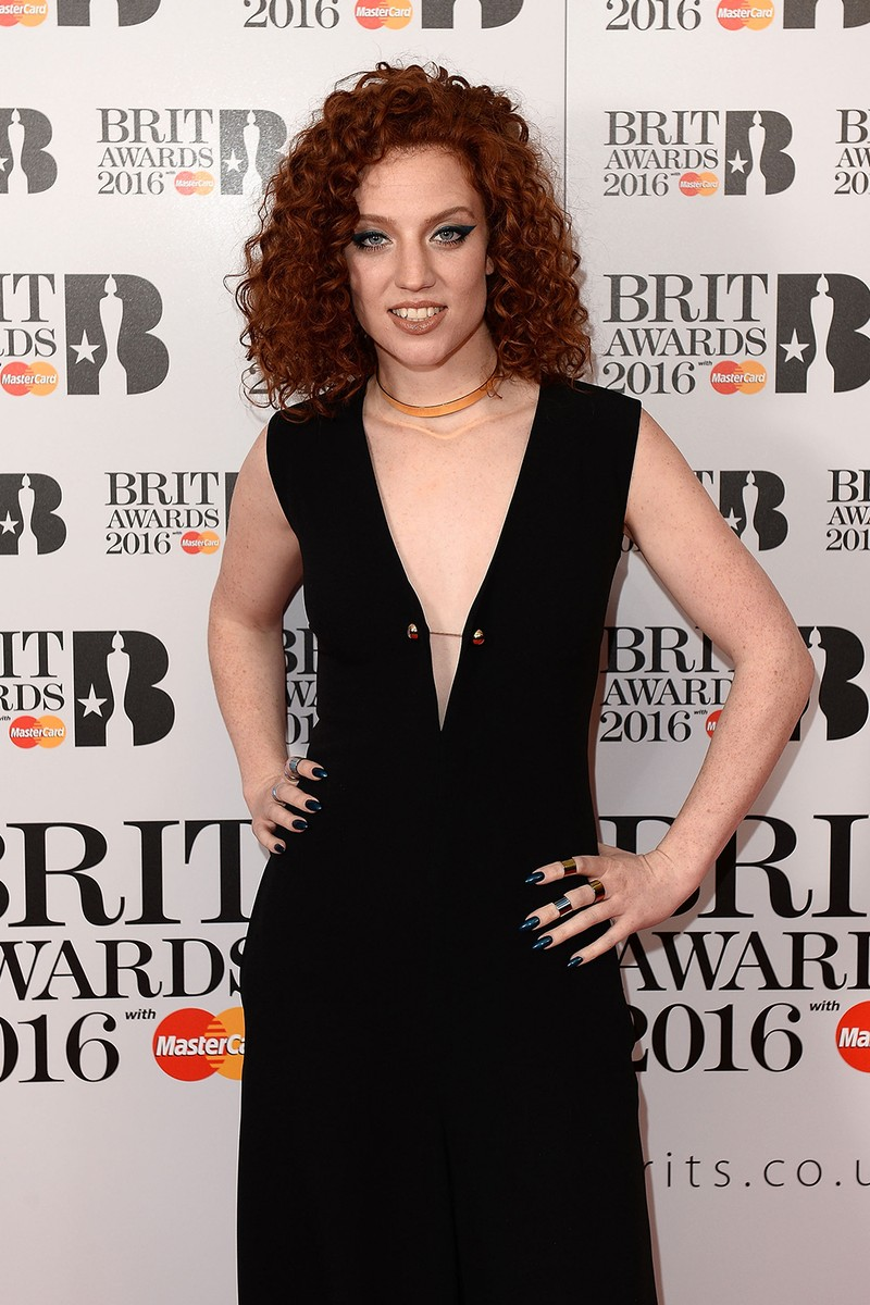 Jesse Glynee attends the nominations launch for The Brit Awards