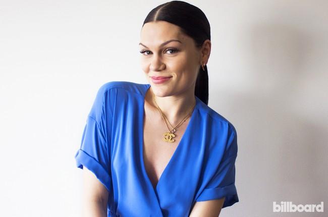Jessie J Visits Billboard