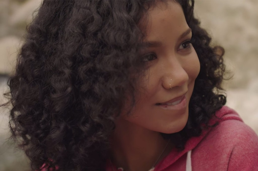 Jhene Aiko in the Trailer for Trip