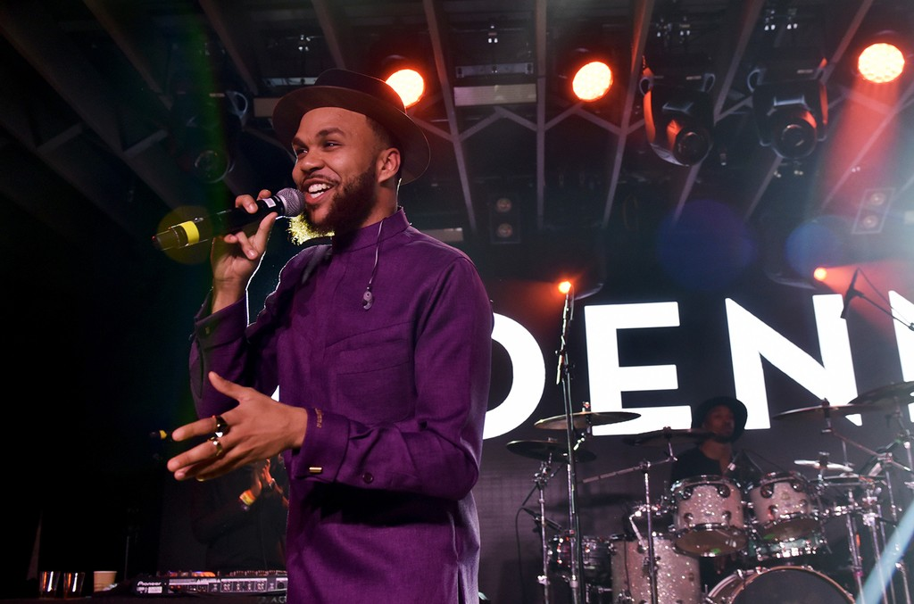 Jidenna performs onstage at the YouTube music showcase during 2017 SXSW Conference and Festivals at YouTube at Coppertank on March 16, 2017 in Austin, Texas.
