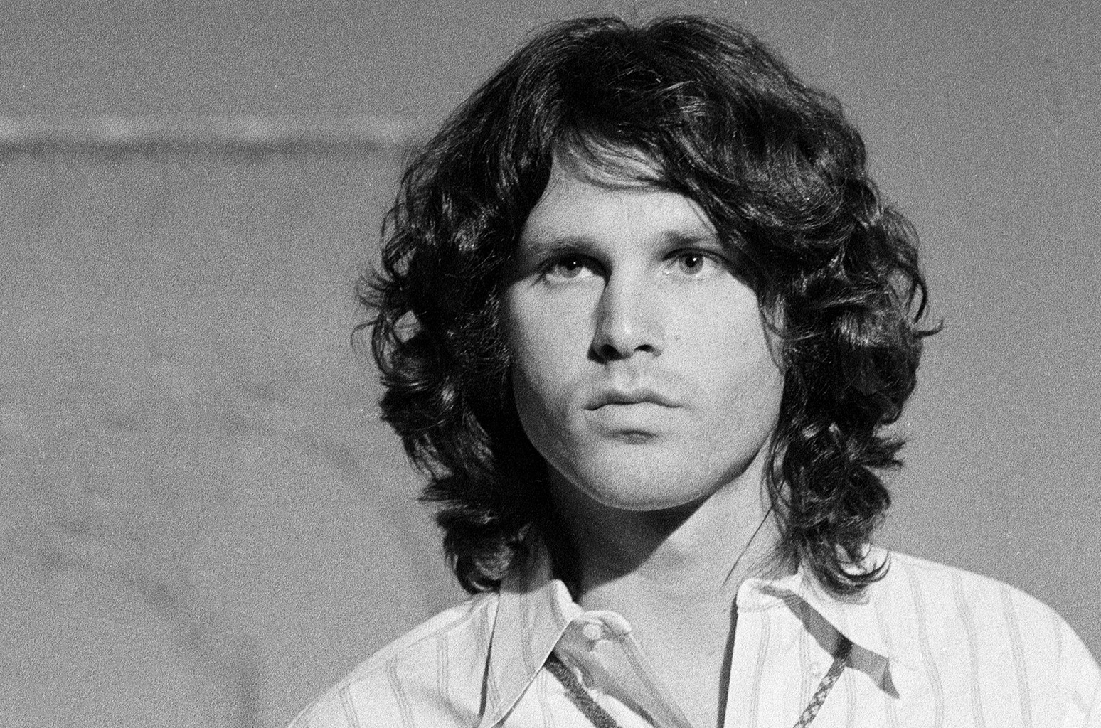 Jim Morrison of The Doors photographed on Jan. 6, 1969.