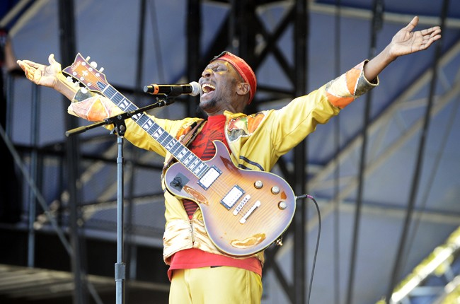 Austin City Limits 2014 -- Jimmy Cliff