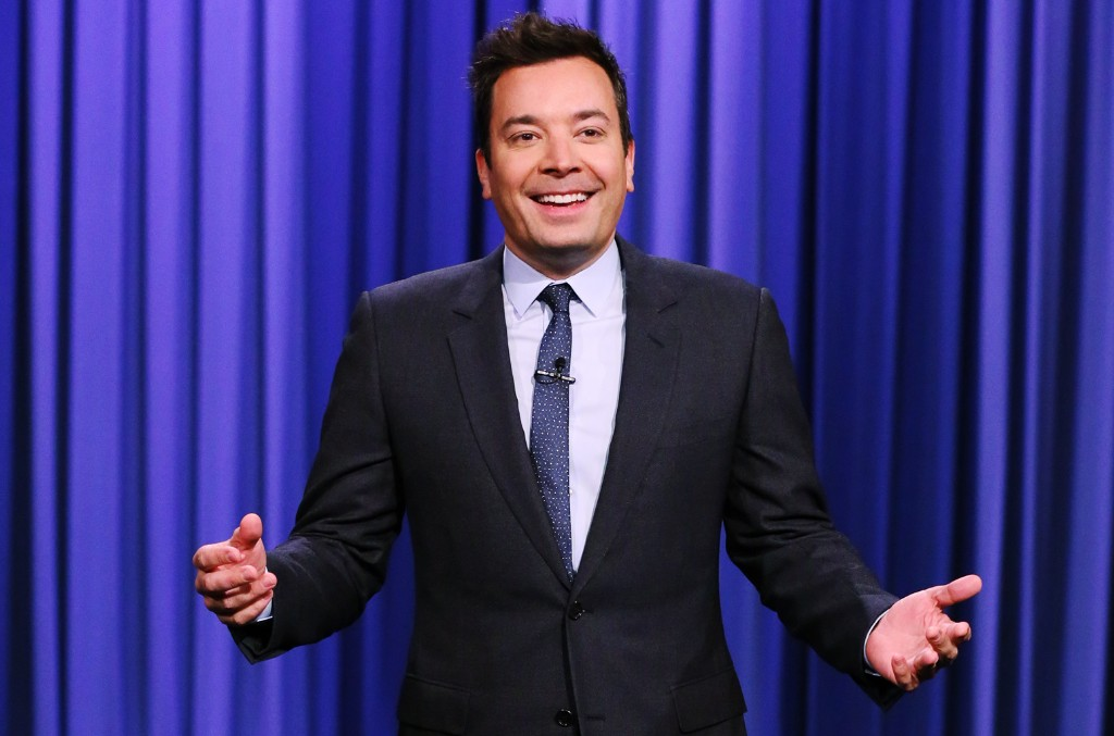 Host Jimmy Fallon