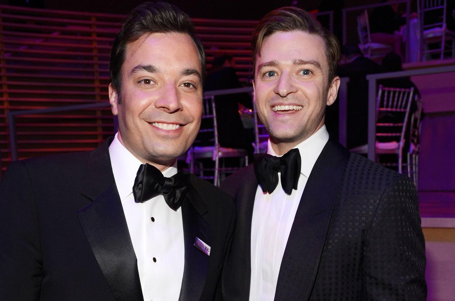 Jimmy Fallon & Justin Timberlake, 2013