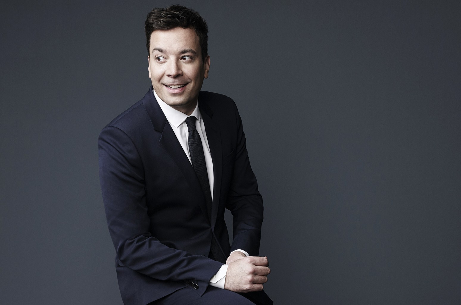 Jimmy Fallon photographed in 2016.