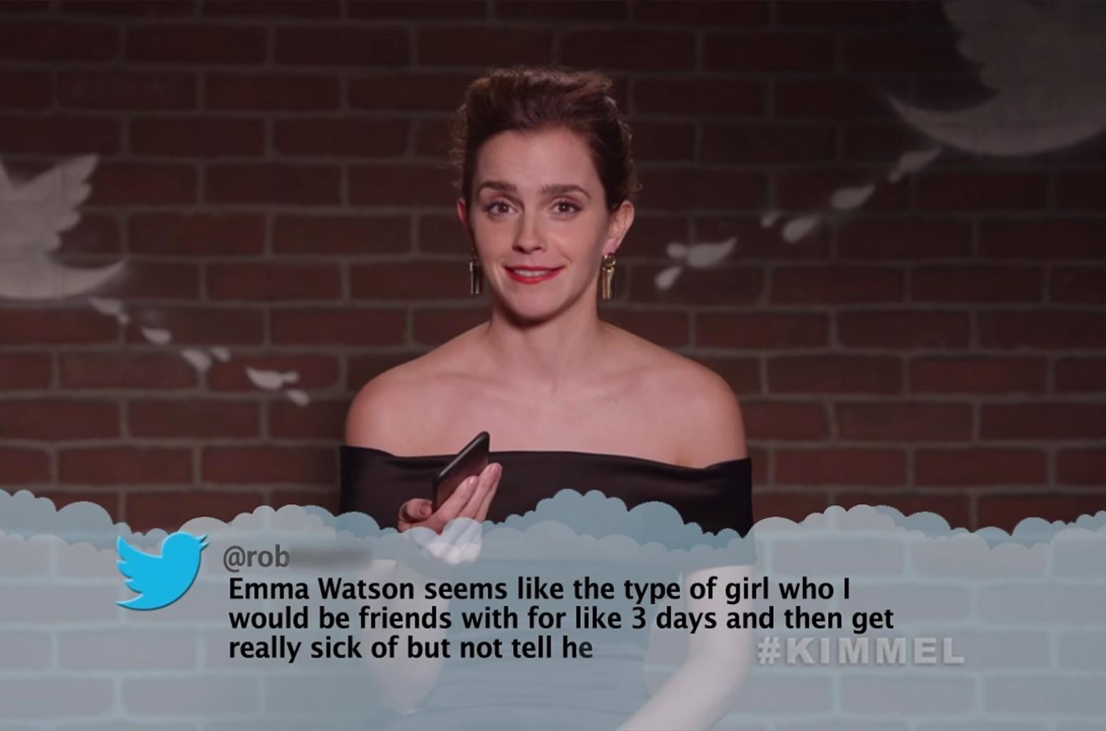 Emma Watson, 2017