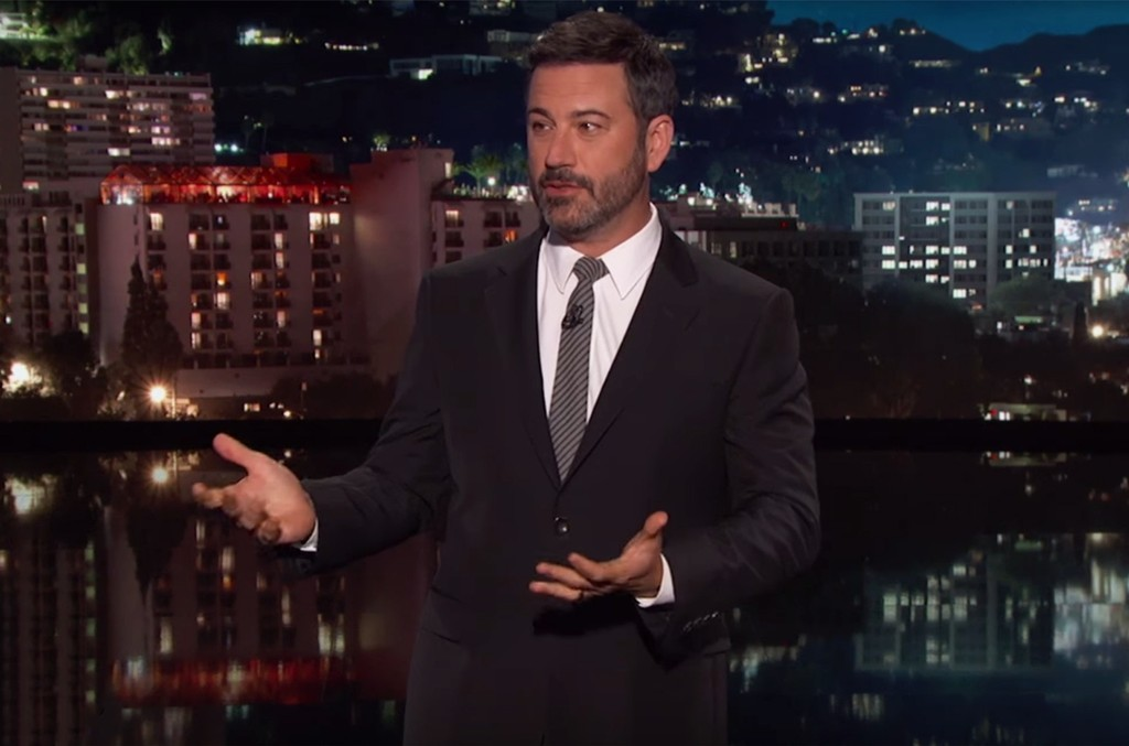 Jimmy Kimmel on Donald Trump's Charlottesville Comments
