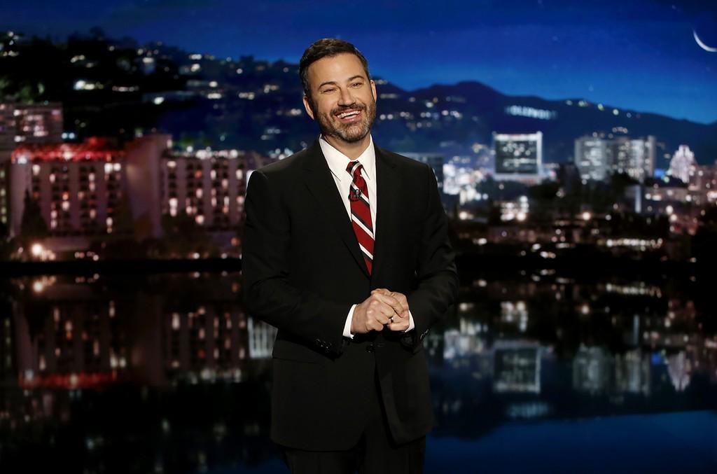 Jimmy Kimmel, 2017