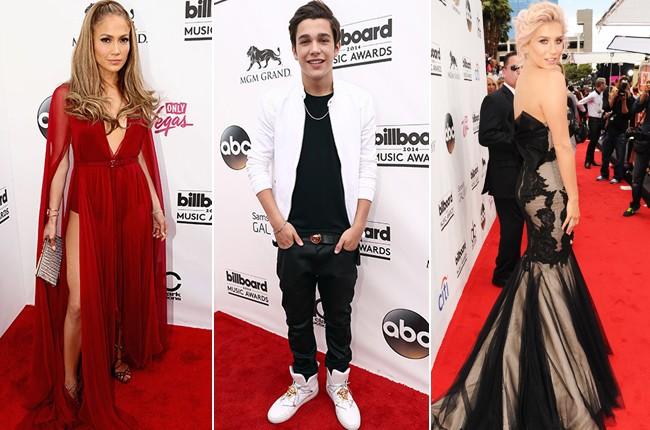 Jennifer Lopez, Austin Mahone, and Kesha
