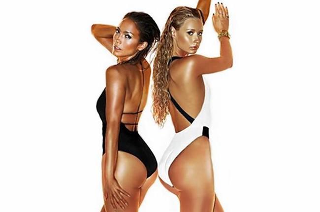 "Jennifer Lopez ""Booty"" Remix featuring Iggy Azalea"