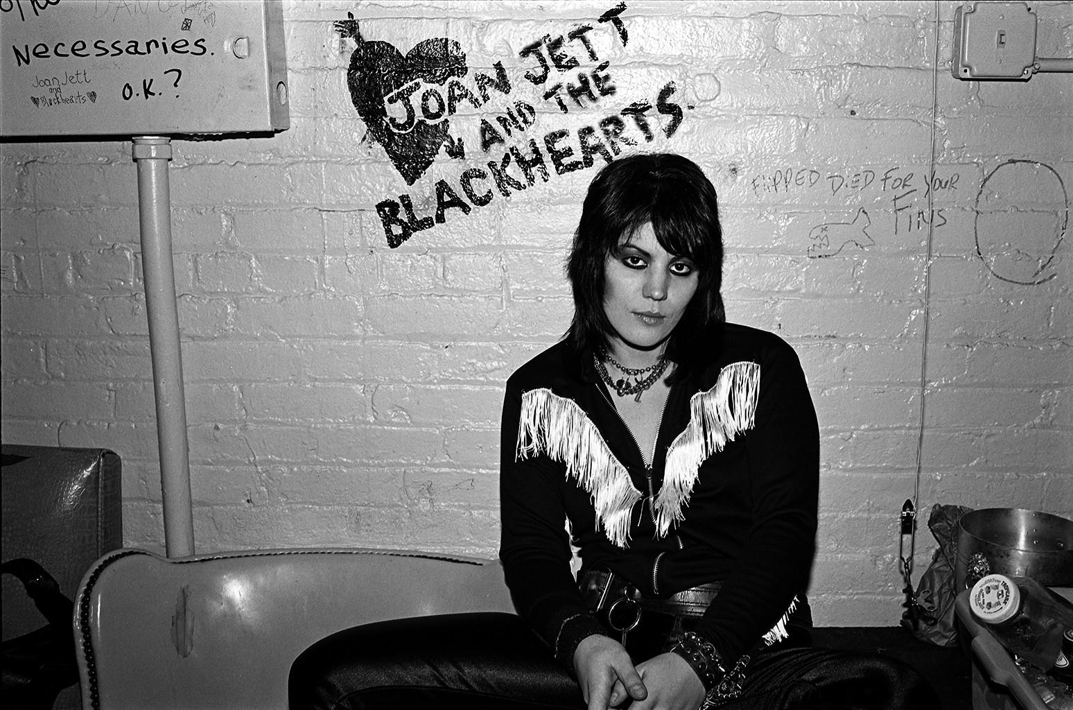 Joan Jett, 1981