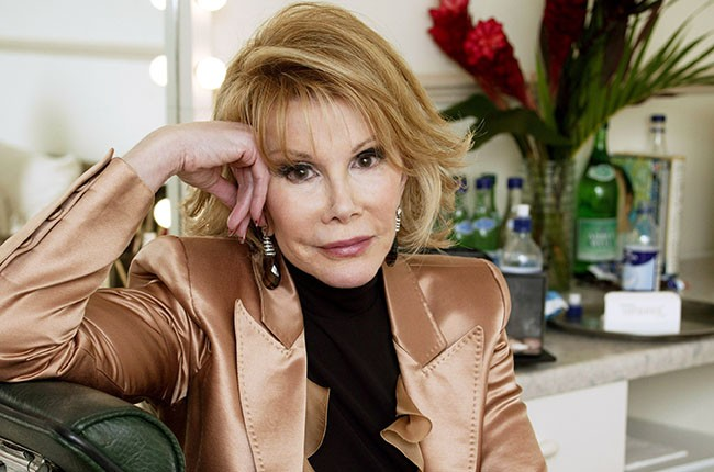 Joan Rivers, 2005.
