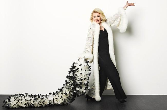 Joan Rivers, 2012