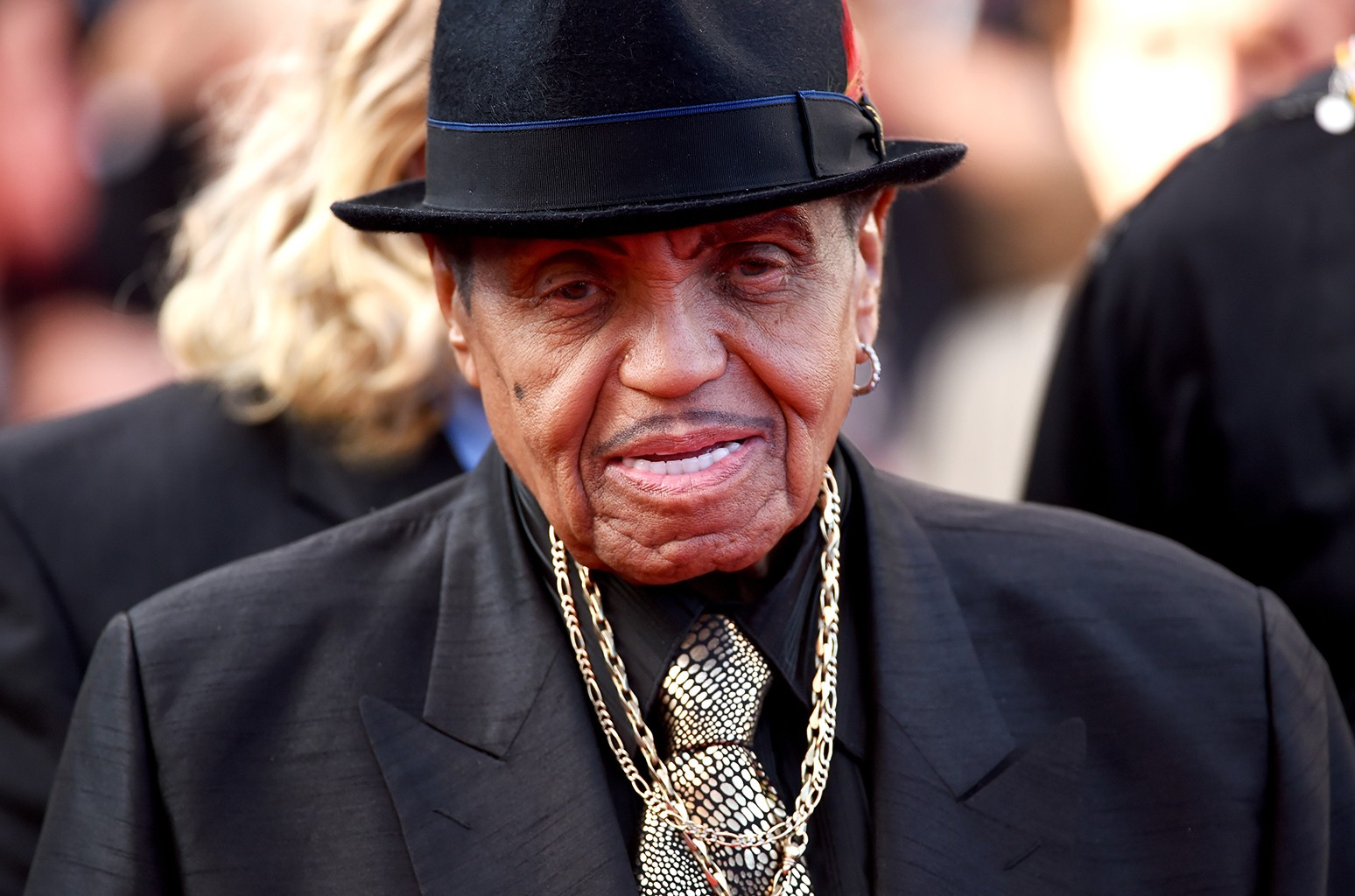 Joe Jackson at the 67th Annual Cannes Film Festival on May 23, 2014 in Cannes, France.
