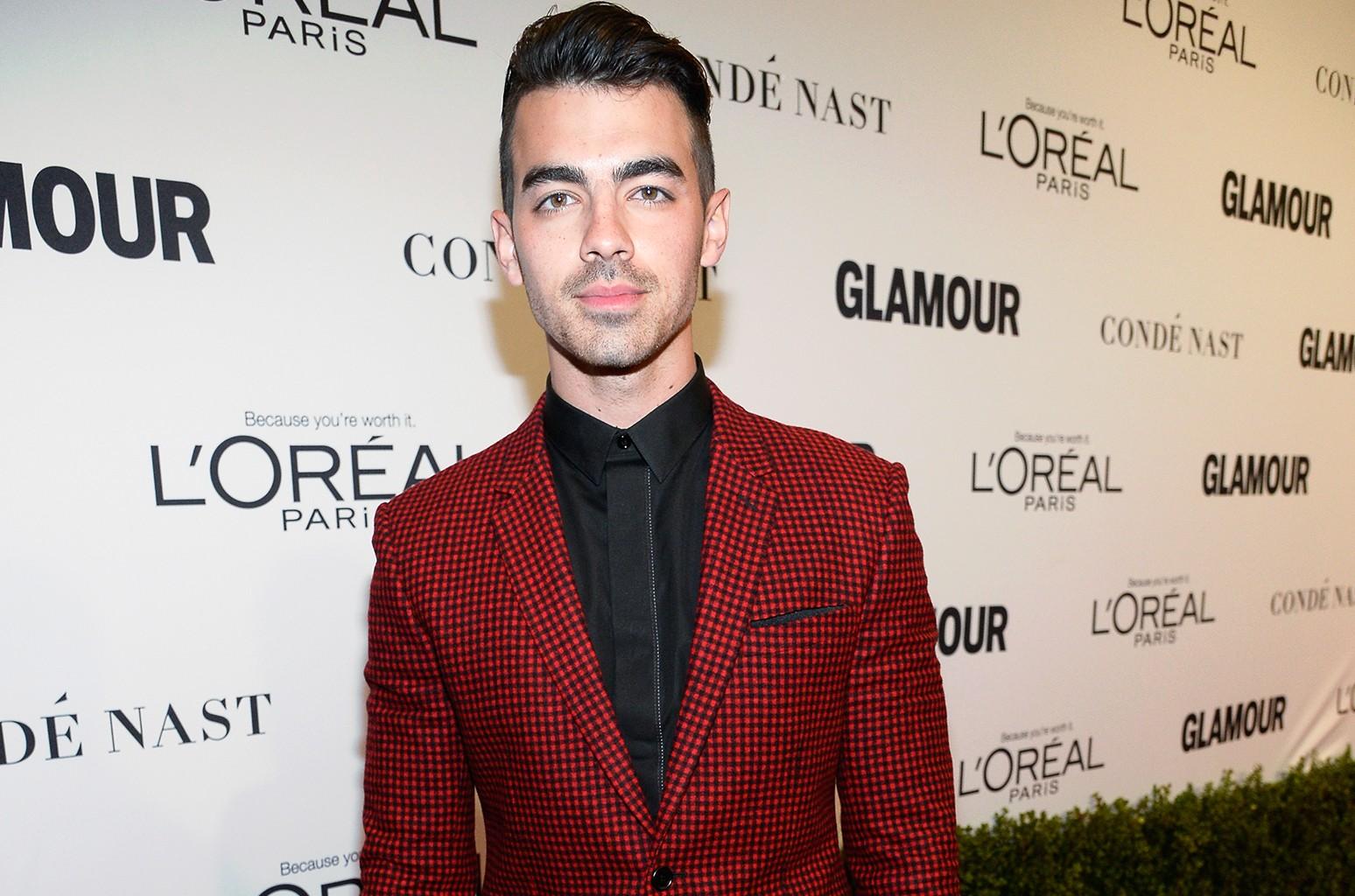Joe Jonas at NeueHouse Hollywood on Nov. 14, 2016 in Los Angeles.