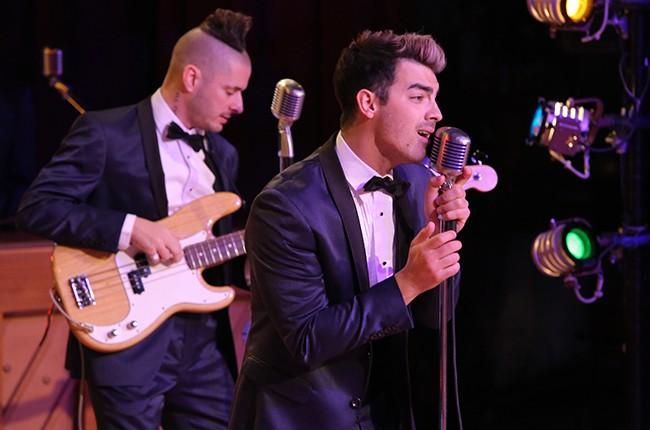 Joe Jonas  Grease