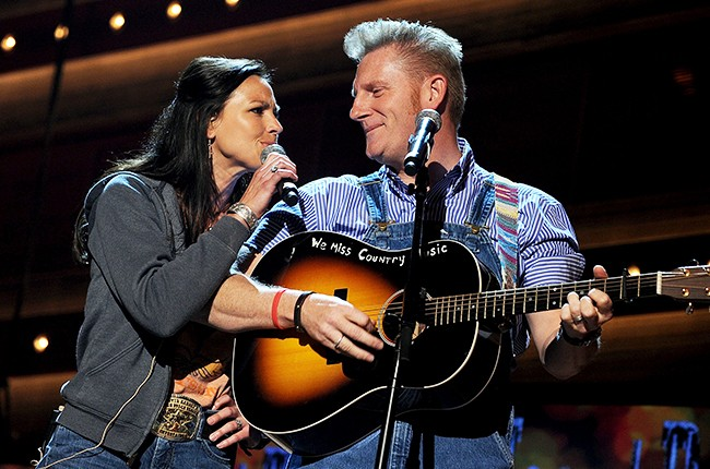 joey-and-rory-feek-Academy-of-Country-Music-Awards