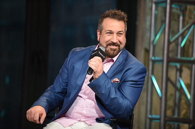 Joey Fatone AOL speaker series 2016