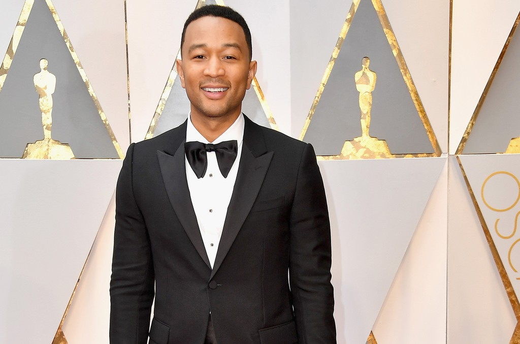 John Legend attends the 89th Annual Academy Awards at Hollywood & Highland Center on Feb. 26, 2017 in Hollywood, Calif.