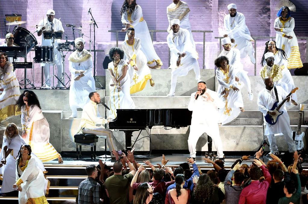 John Legend and DJ Khaled