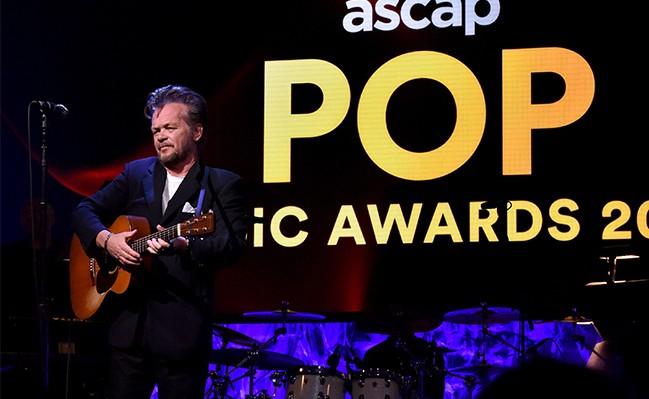 John Mellencamp performs at the 2016 ASCAP Pop Awards
