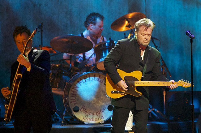 John Mellencamp at The Apollo