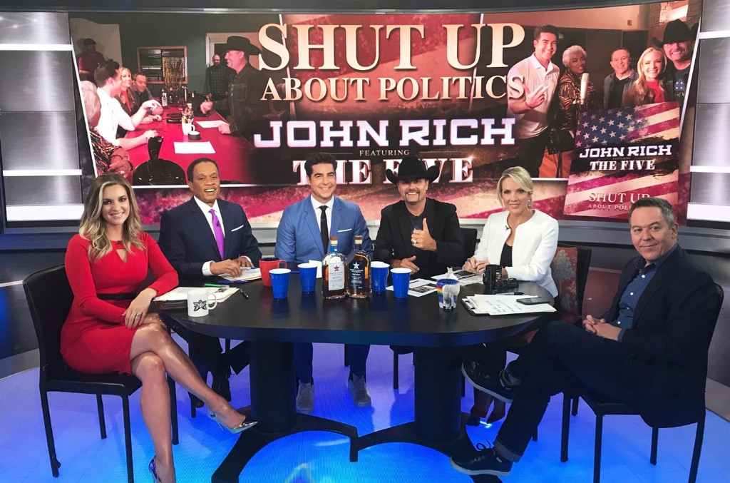 John Rich and Fox News' The Five