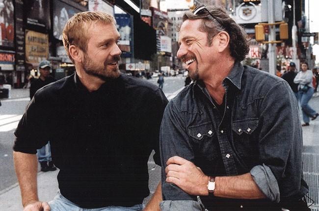 John Schneider and Tom Wopat