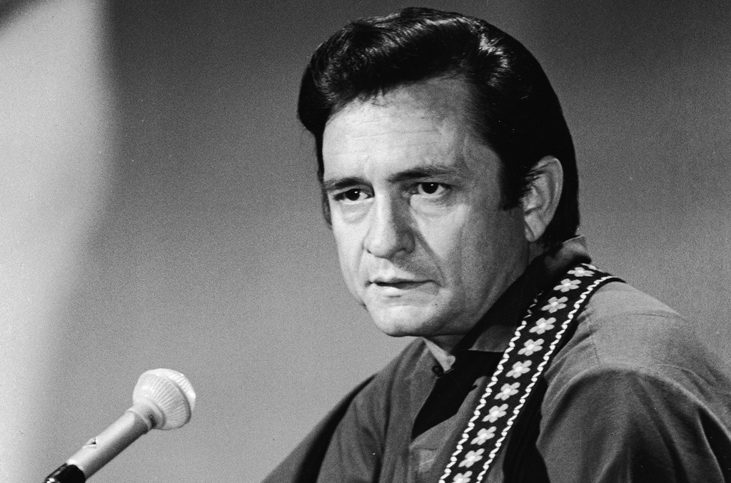 Johnny Cash in 1968