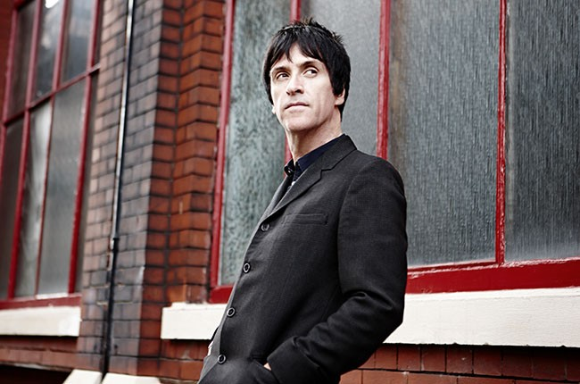 Johnny Marr, 2014.